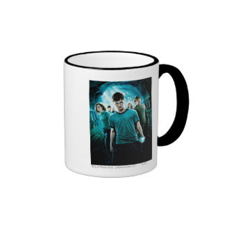 Harry Potter Dumbledore's Army 4 Coffee Mugs