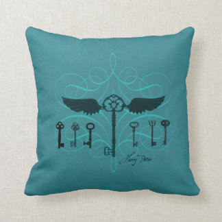 HARRY POTTER™ Flying Keys Throw Cushion