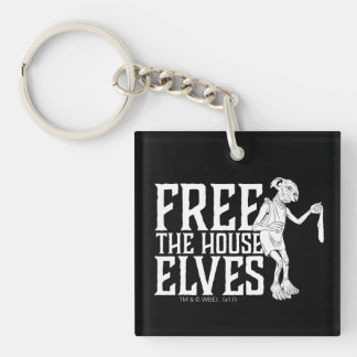 Harry Potter | Free The House Elves Key Ring