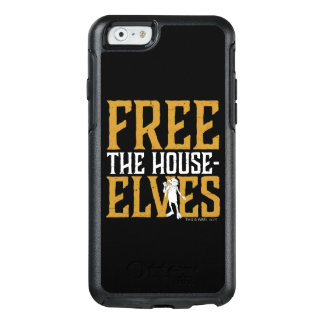 Harry Potter | Free The House Elves OtterBox iPhone 6/6s Case