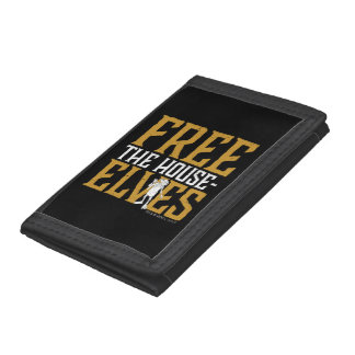 Harry Potter | Free The House Elves Tri-fold Wallet