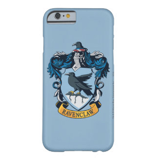 Harry Potter  | Gothic Ravenclaw Crest Barely There iPhone 6 Case