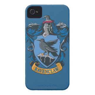 Harry Potter  | Gothic Ravenclaw Crest iPhone 4 Case-Mate Case