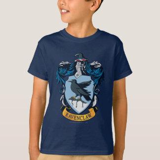 Harry Potter    Gothic Ravenclaw Crest T-Shirt