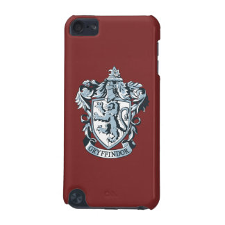 Harry Potter | Gryffindor Crest Blue iPod Touch (5th Generation) Cover