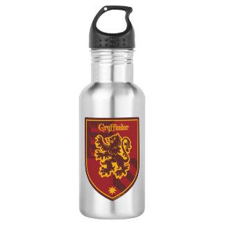 Harry Potter   Gryffindor House Pride Crest 532 Ml Water Bottle