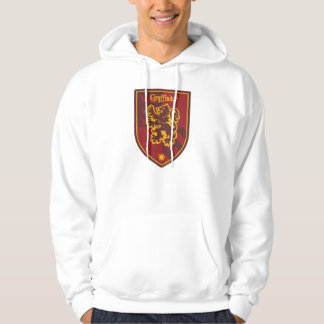 Harry Potter | Gryffindor House Pride Crest Hoodie