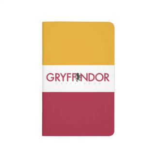 Harry Potter | Gryffindor House Pride Crest Journal