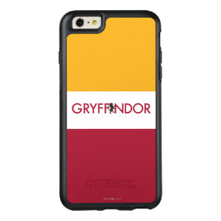 Harry Potter | Gryffindor House Pride Crest OtterBox iPhone 6/6s Plus Case