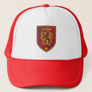 Harry Potter | Gryffindor House Pride Crest Trucker Hat