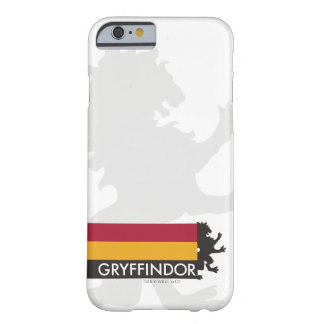 Harry Potter | Gryffindor House Pride Graphic Barely There iPhone 6 Case