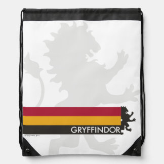 Harry Potter | Gryffindor House Pride Graphic Drawstring Bag