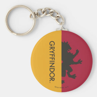 Harry Potter | Gryffindor House Pride Graphic Key Ring