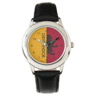 Harry Potter | Gryffindor House Pride Graphic Watches
