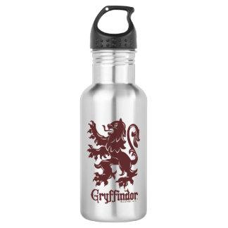 Harry Potter   Gryffindor Lion Graphic 532 Ml Water Bottle