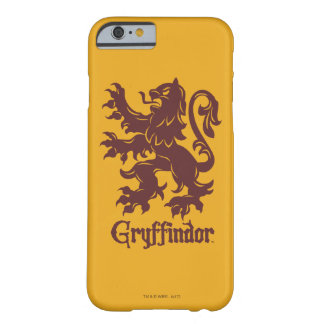 Harry Potter | Gryffindor Lion Graphic Barely There iPhone 6 Case