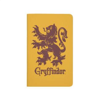 Harry Potter | Gryffindor Lion Graphic Journal