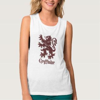 Harry Potter | Gryffindor Lion Graphic Singlet