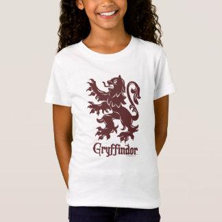 Harry Potter | Gryffindor Lion Graphic T-Shirt