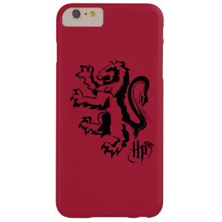 Harry Potter | Gryffindor Lion Icon Barely There iPhone 6 Plus Case