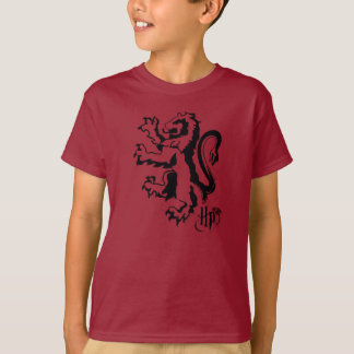 Harry Potter | Gryffindor Lion Icon T-Shirt