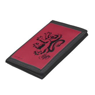 Harry Potter | Gryffindor Lion Icon Tri-fold Wallet