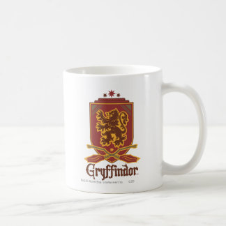 Harry Potter | Gryffindor QUIDDITCH™  Badge Coffee Mug