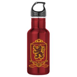 Harry Potter   Gryffindor QUIDDITCH™  Crest 532 Ml Water Bottle