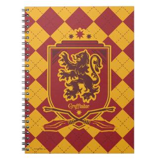 Harry Potter | Gryffindor QUIDDITCH™  Crest Notebook