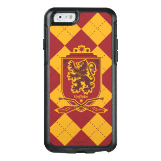 Harry Potter | Gryffindor QUIDDITCH™  Crest OtterBox iPhone 6/6s Case