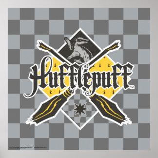Harry Potter | Gryffindor QUIDDITCH™ Crest Poster