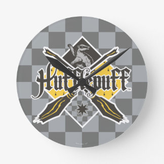 Harry Potter | Gryffindor QUIDDITCH™ Crest Round Clock