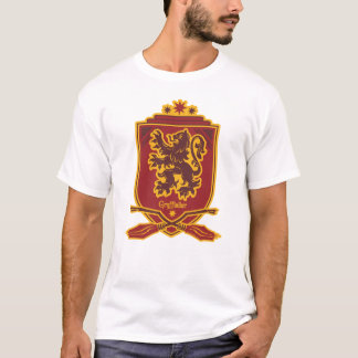 Harry Potter | Gryffindor QUIDDITCH™  Crest T-Shirt