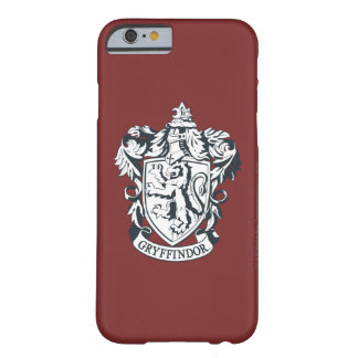 Harry Potter | Gryffindor Stencil Sketch Barely There iPhone 6 Case