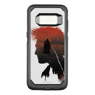 Harry Potter | Harry & Voldemort Wizard Duel OtterBox Commuter Samsung Galaxy S8 Case