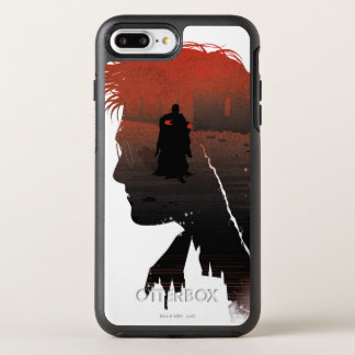 Harry Potter | Harry & Voldemort Wizard Duel OtterBox Symmetry iPhone 8 Plus/7 Plus Case