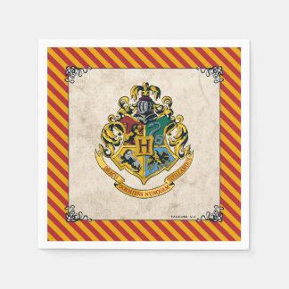 Harry Potter   Hogwarts Birthday Disposable Napkin