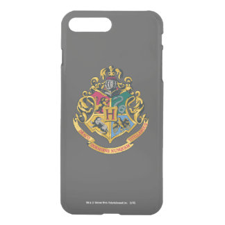 Harry Potter | Hogwarts Crest - Full Color iPhone 8 Plus/7 Plus Case