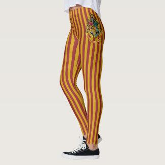 Harry Potter | Hogwarts Crest - Full Color Leggings