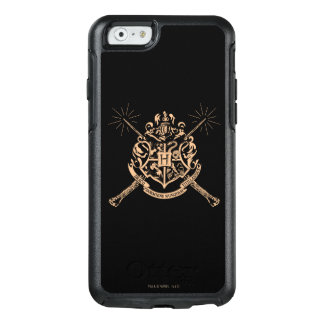 Harry Potter | Hogwarts Crossed Wands Crest OtterBox iPhone 6/6s Case