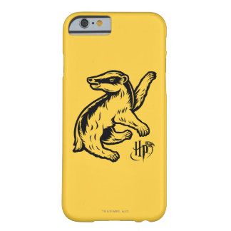Harry Potter | Hufflepuff Badger Icon Barely There iPhone 6 Case