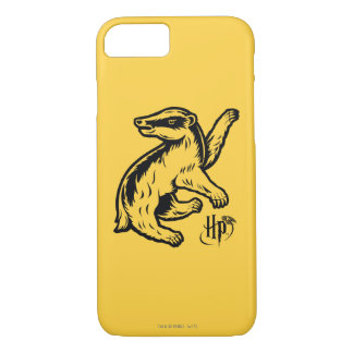 Harry Potter | Hufflepuff Badger Icon iPhone 7 Case