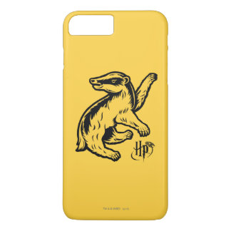 Harry Potter | Hufflepuff Badger Icon iPhone 7 Plus Case