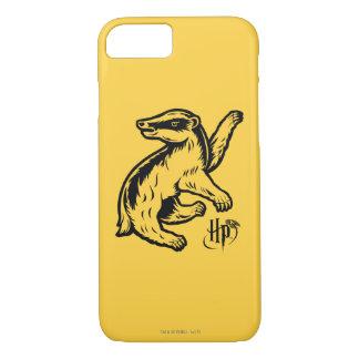 Harry Potter | Hufflepuff Badger Icon iPhone 8/7 Case