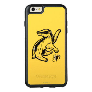 Harry Potter | Hufflepuff Badger Icon OtterBox iPhone 6/6s Plus Case