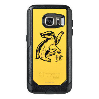 Harry Potter | Hufflepuff Badger Icon OtterBox Samsung Galaxy S7 Case