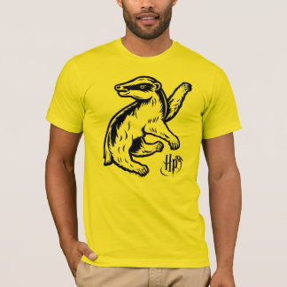 Harry Potter | Hufflepuff Badger Icon T-Shirt