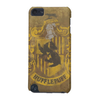 Harry Potter | Hufflepuff Crest Spray Paint iPod Touch (5th Generation) Case