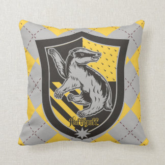 Harry Potter | Hufflepuff House Pride Crest Cushion