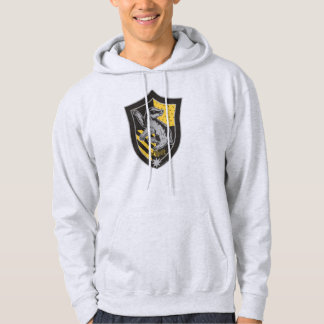 Harry Potter | Hufflepuff House Pride Crest Hoodie